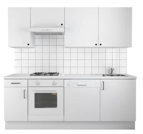 למעלה התקנת מטבח 2 מטרים: כמה זה עולה לכם? | בניין ודיור KQ-64