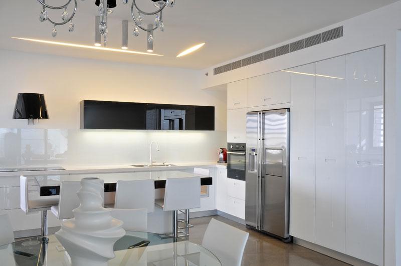 סופר בוחרים נכון: כך תתכננו תאורה נכונה במטבח | בניין ודיור QC-66