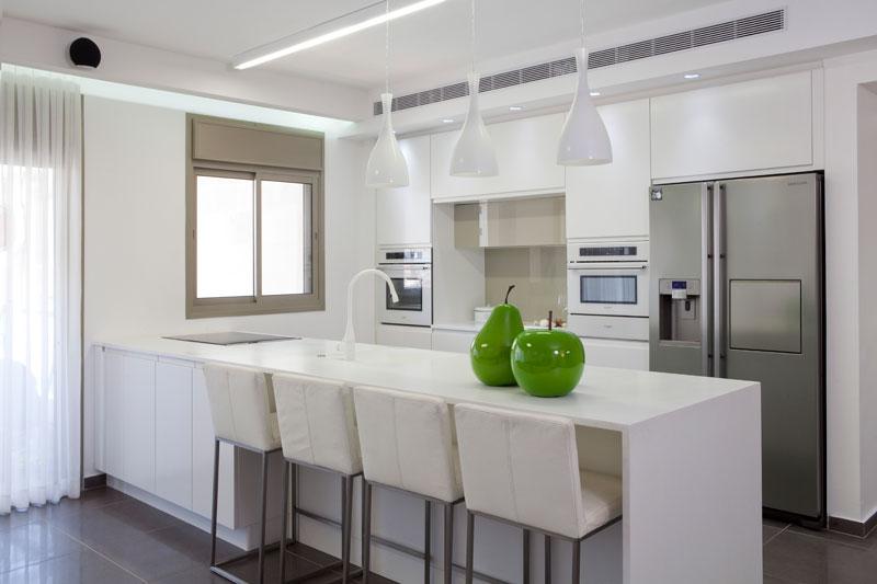 למעלה בוחרים נכון: כך תתכננו תאורה נכונה במטבח | בניין ודיור VS-05