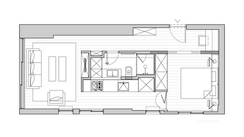 Loft Bedroom Layout Ideas