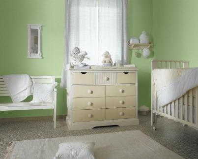 עיצוב בחדר הילדים