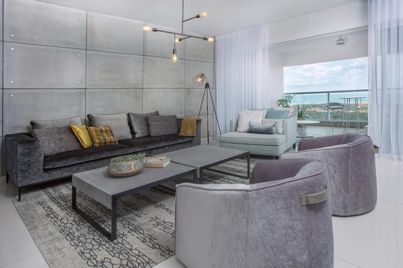 כולם חדשים מה הולך בעיר ימים? עיצוב דירת בוטיק מול הים של נתניה | בניין ודיור OB-38