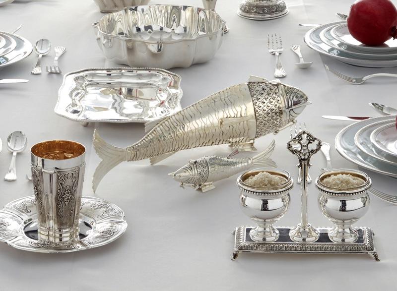 אדיר שולחן ערוך: כל הפריטים המעוצבים עבור השולחן שלכם בחגים הקרובים IG-12