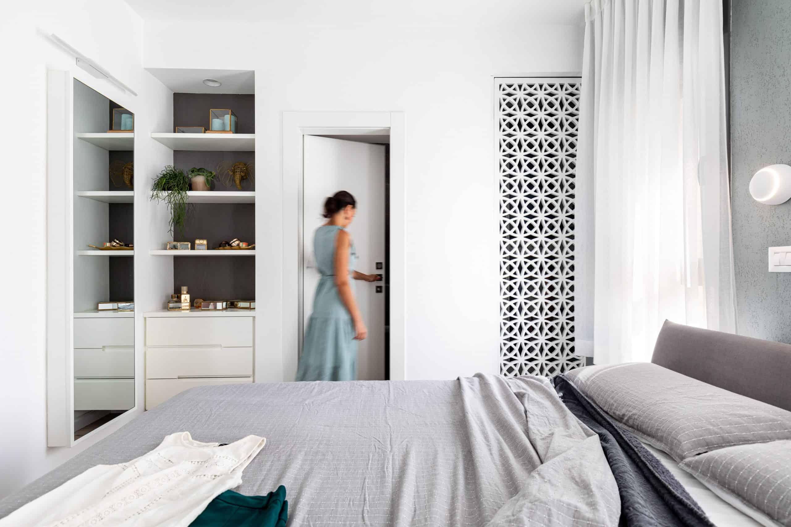 חדר שינה משרביה