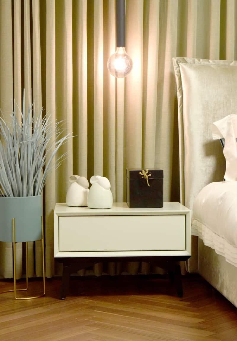 חדר שינה מלון