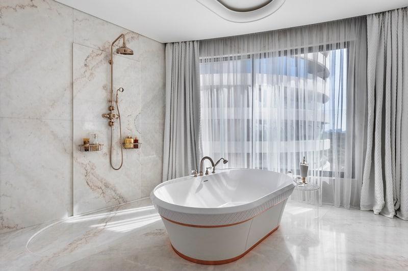 עיצוב אמבטיה