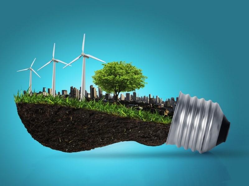 איכות סביבה בתוך מנורה