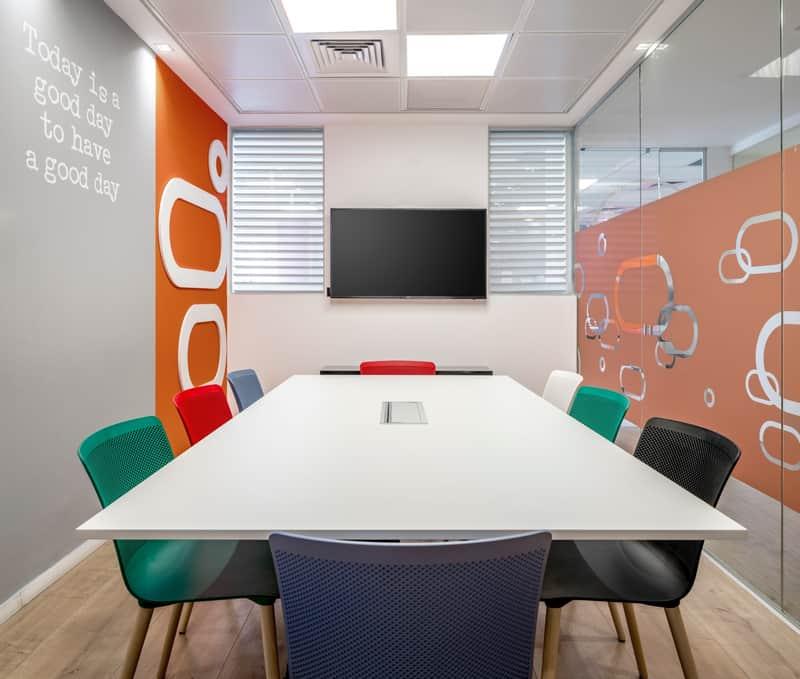תכנון משרד צעיר - BVD