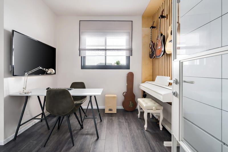 חדר מוזיקה