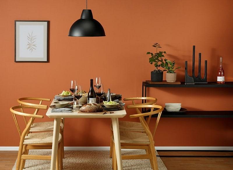 בחירת צבעים לבית